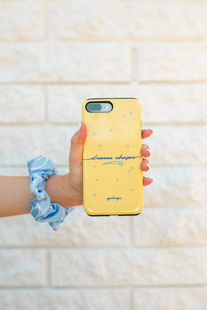Sydney Serena: Yellow Dream Chaser Phone Case