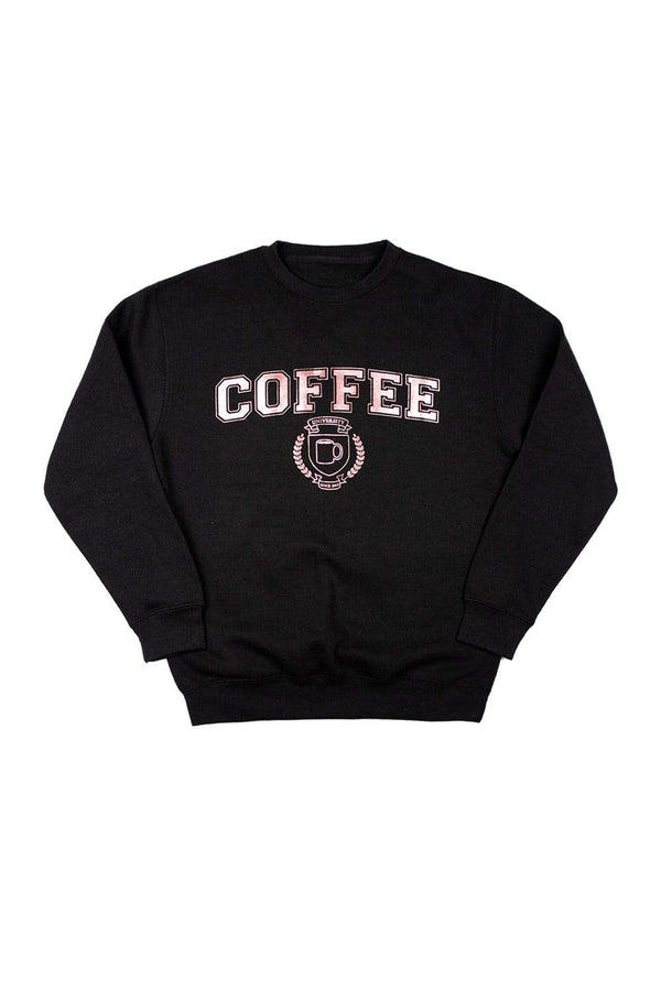 That's Heart Coffee University Crewneck