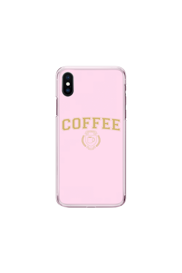 That's Heart Coffee University Phone Case