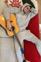 Tom Schwartz: Officially Chilling Grey Hoodie