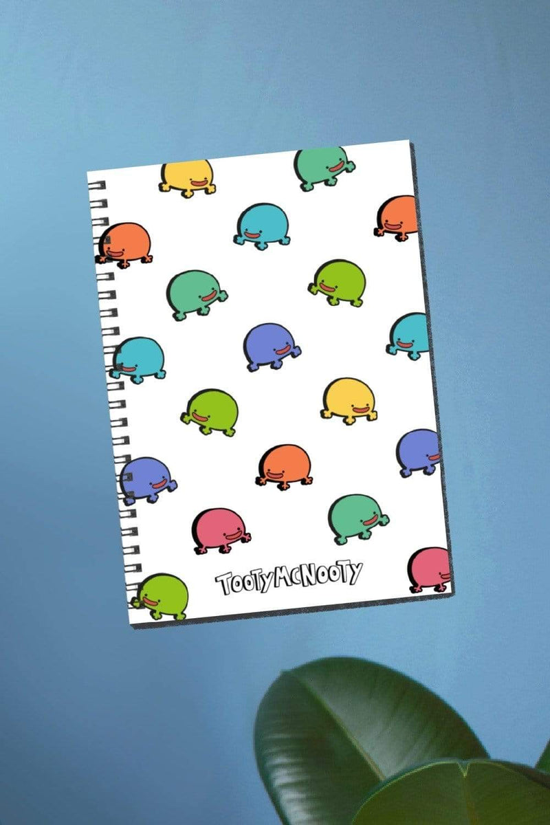 Tooty McNooty 'Phrogs' Notebook