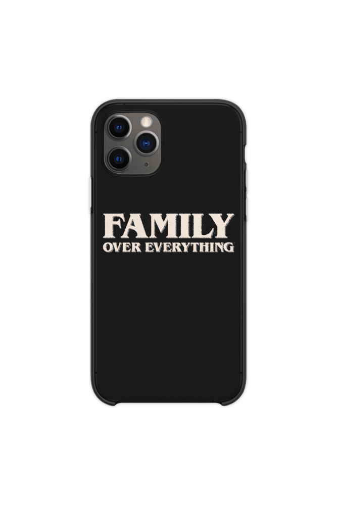 Joey Sasso Family Over Everything Phone Case