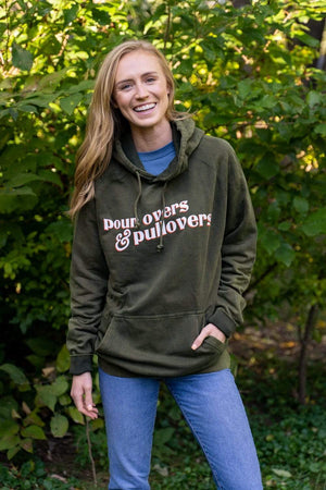 Trey Kennedy Pour Over and Pull Over Hoodie