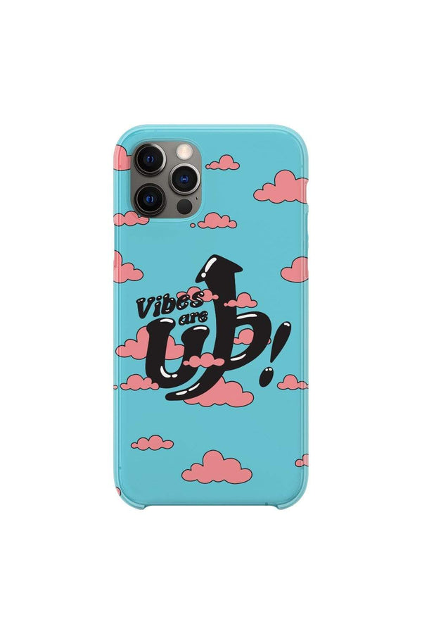Trey Kennedy: Vibes are Up Blue Phone Case