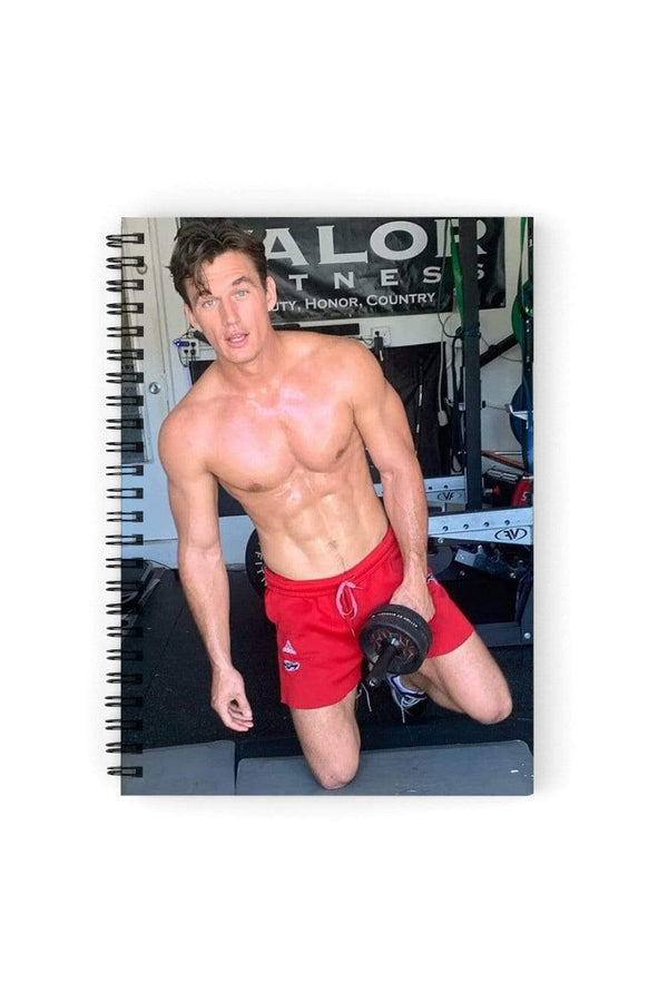Tyler Cameron: Thirst Trap Notebook