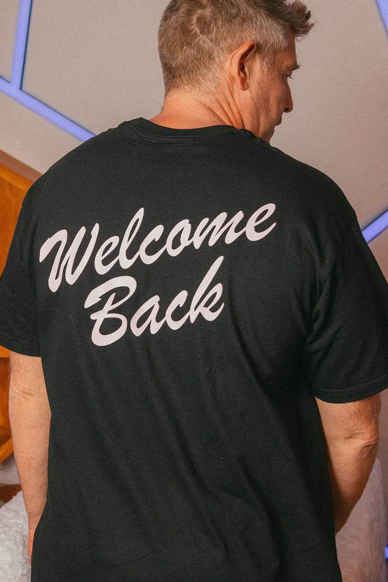 Views: Welcome Back Black Shirt