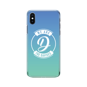 WE ARE THE DAVISES: SIGNATURE PHONE CASE