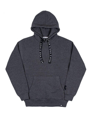 X P L R: SCOUT CHARCOAL HOODIE