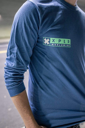 XPLR: Cartography Long Sleeve