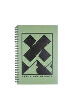 XPLR: LIMITED EDITION NEW HEIGHTS NOTEBOOK