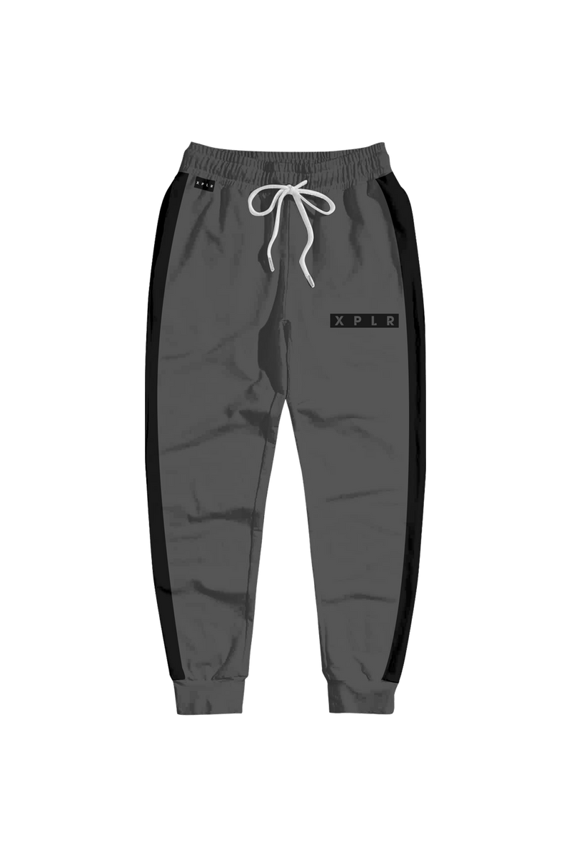 XPLR: Staple Joggers Grey Edition