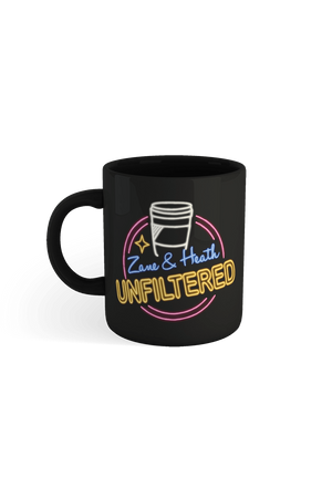 Zane and Heath Official Unfiltered Mug