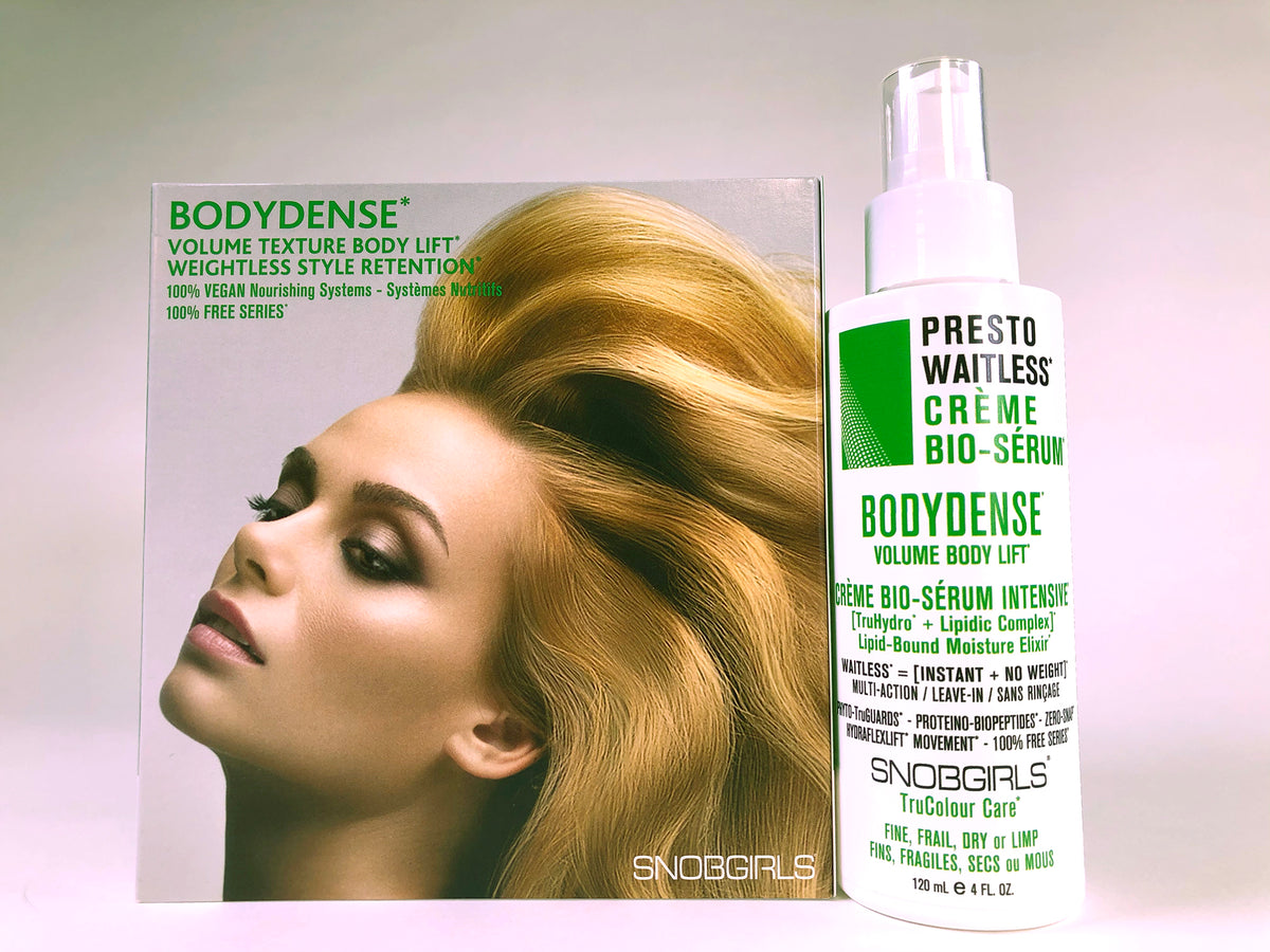 BODYDENSE Volume Texture Body Lift Creme Bio-Serum - SNOBGIRLS.com
