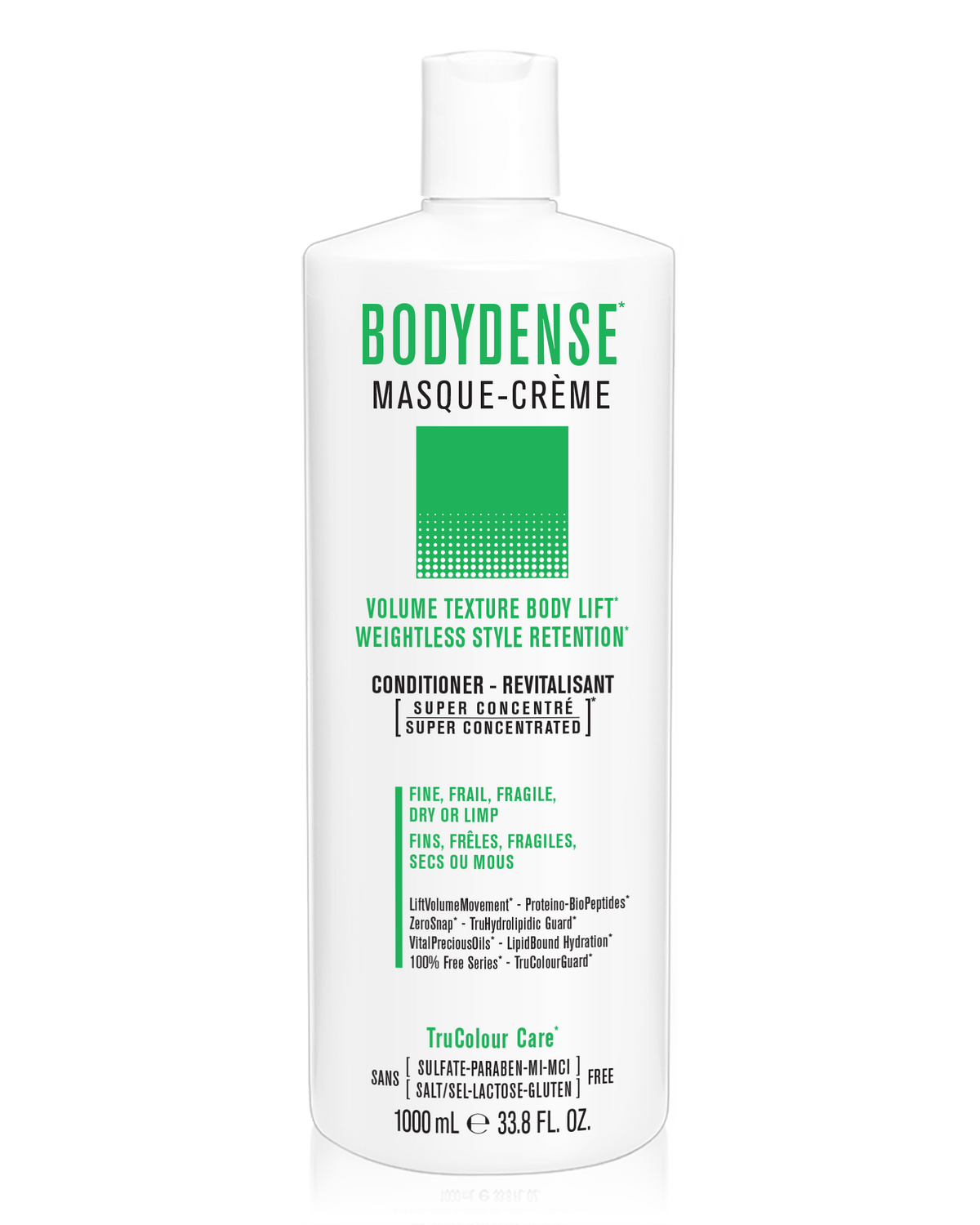 BODYDENSE Volume Texture Body Lift Masque-Creme (conditioner) - SNOBGIRLS.com
