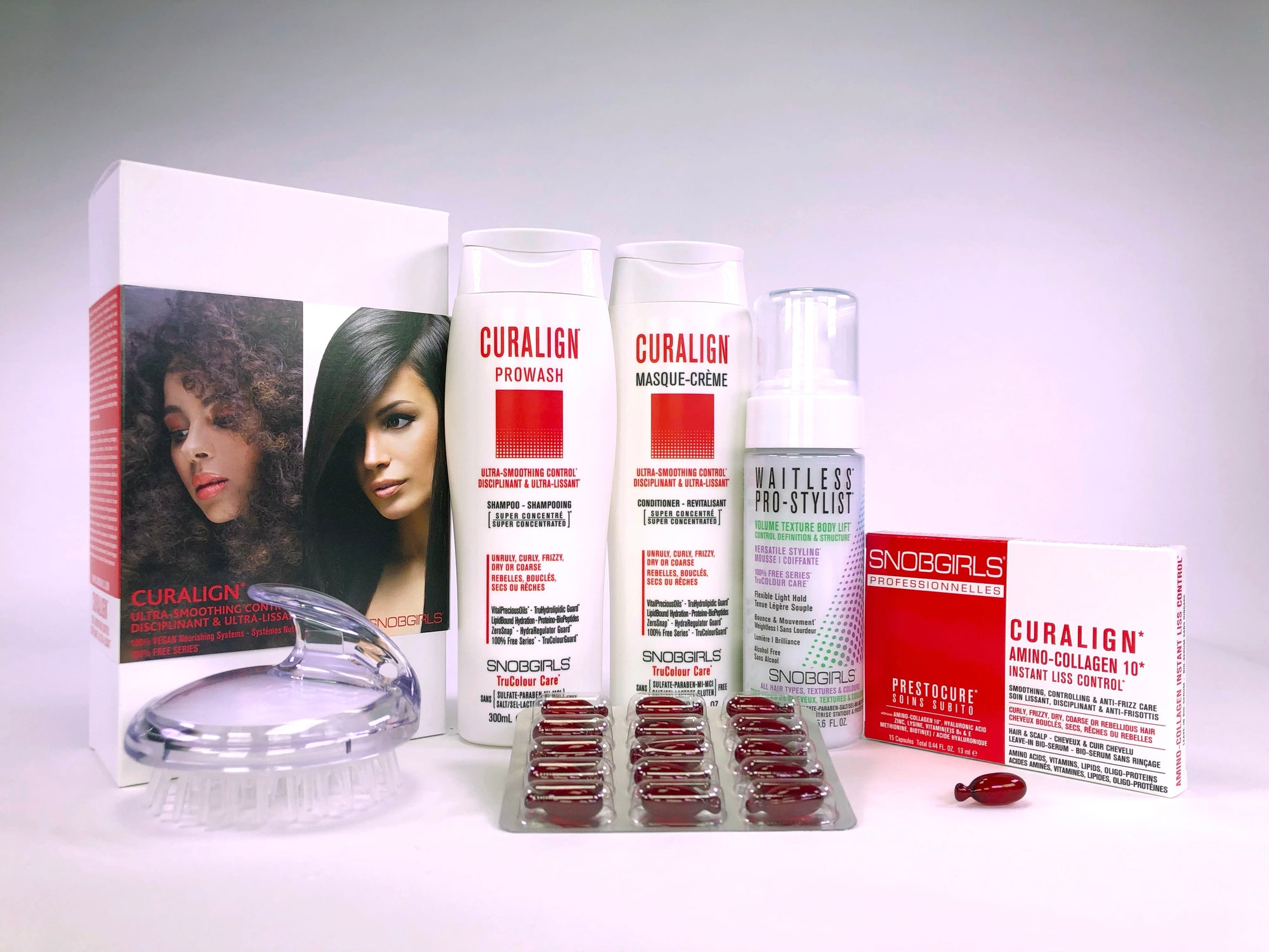 CURALIGN TRIO ULTRA-SMOOTHING CONTROL Bundle - SNOBGIRLS.com