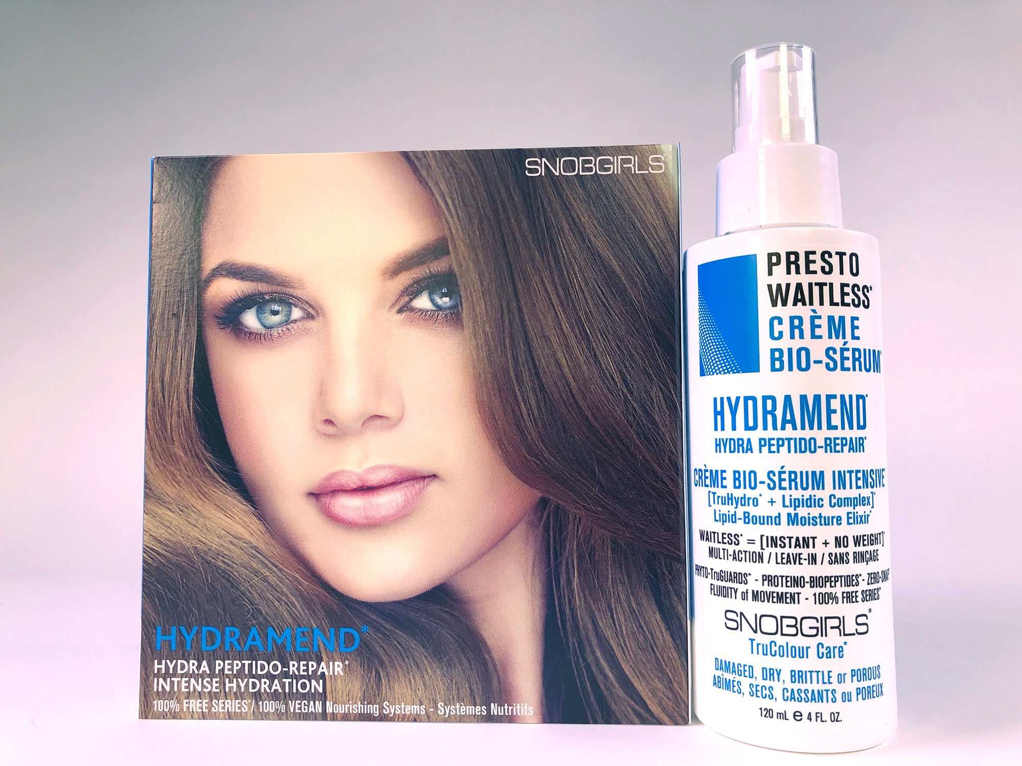 HYDRAMEND Intense Repair & Hydration Creme Bio-Serum - SNOBGIRLS.com