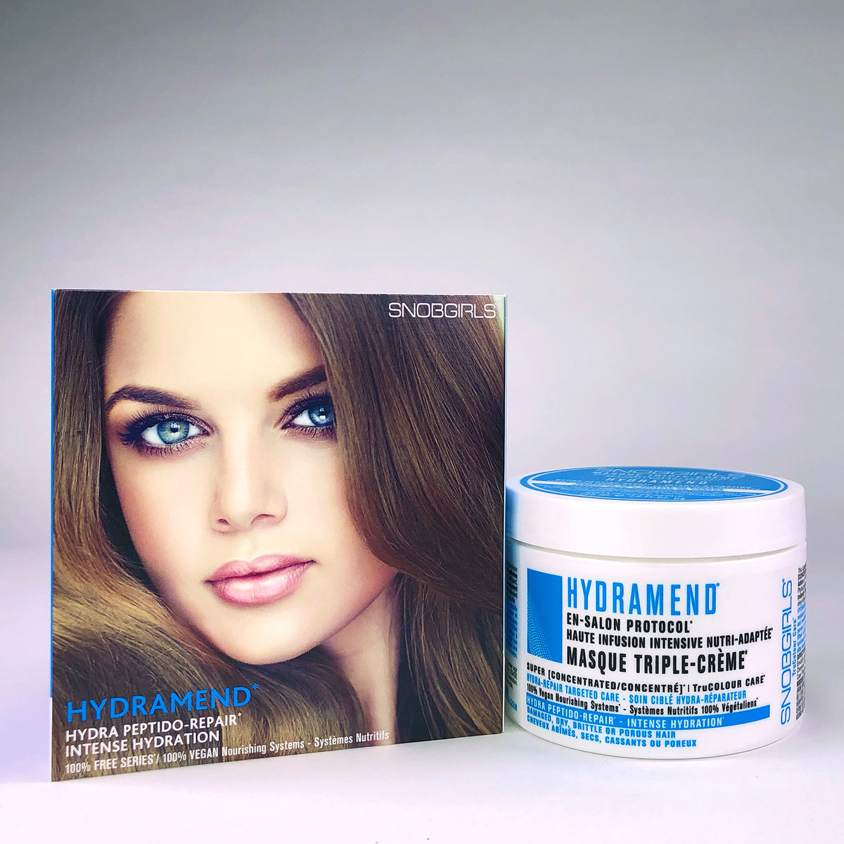 HYDRAMEND Intense Repair & Hydration Triple-Creme Masque - SNOBGIRLS.com