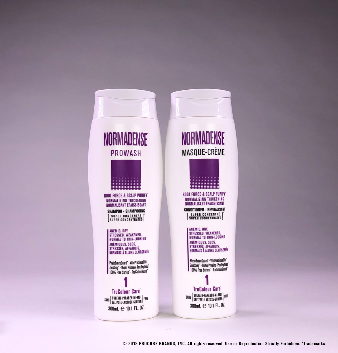 DUO NORMADENSE 1 - Prowash + Masque-Creme 300 mL