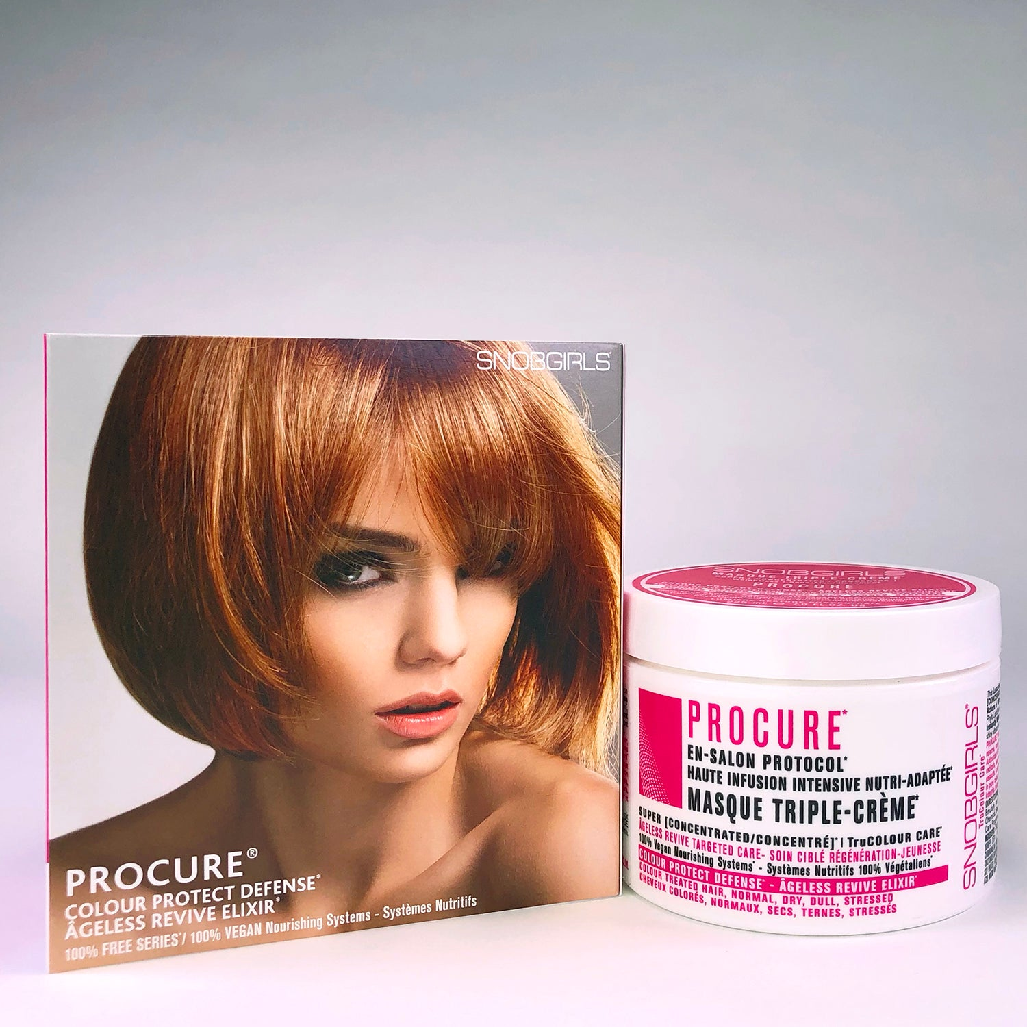 PROCURE Colour Protect Defense Triple-Creme Masque - SNOBGIRLS.com