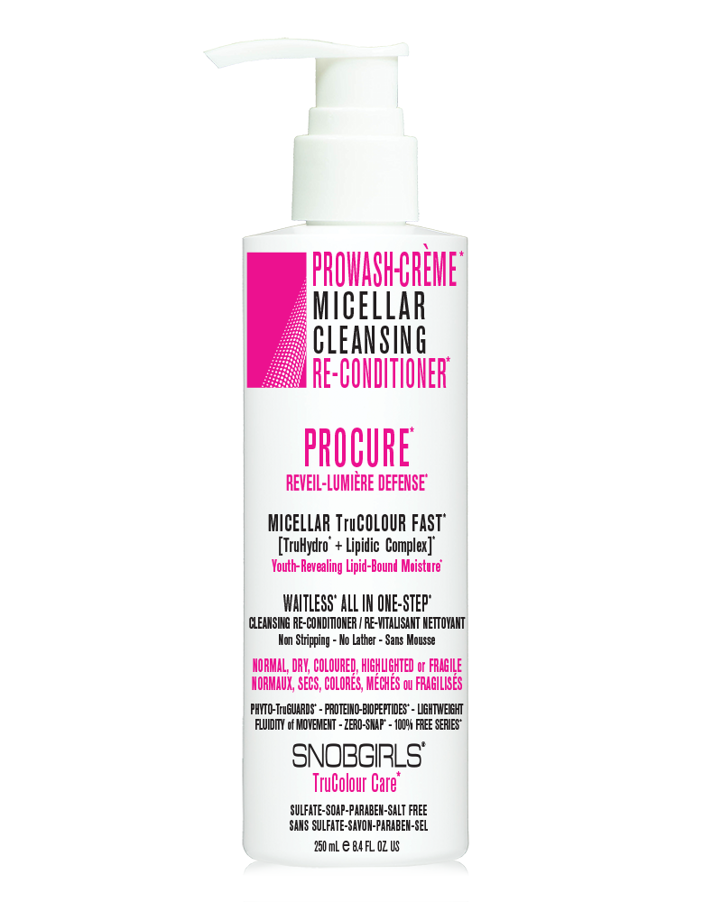PROCURE PROWASH-CRÈME MICELLAR CLEANSING RE-CONDITIONER - SNOBGIRLS.com