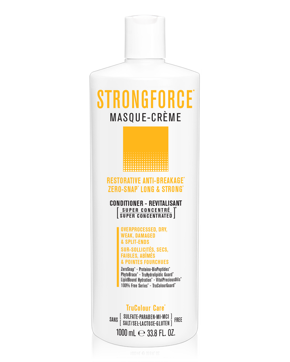 STRONGFORCE MASQUE-CREME - SNOBGIRLS.com