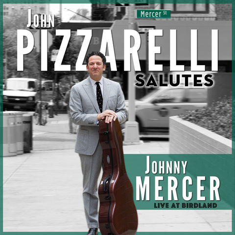 John Pizzarelli Salutes Johnny Mercer