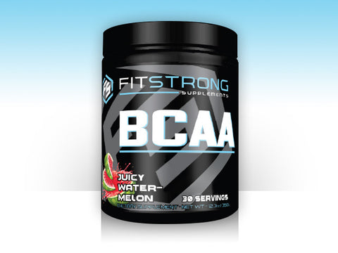 FitStrong BCAA's + Glutamine