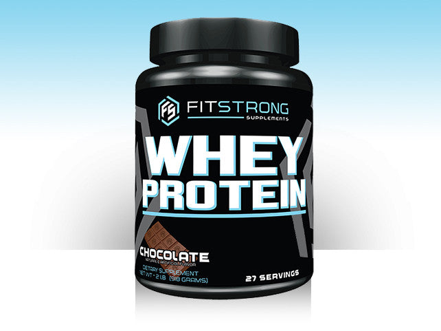 Fitstrong Whey Protein Powder