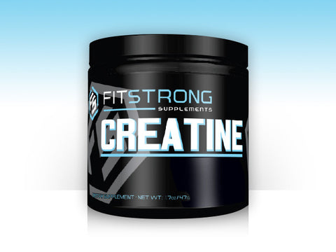 FitStrong Creatine HCl