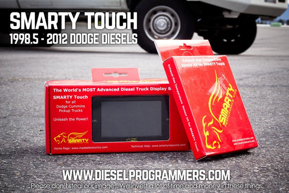 Smarty Touch Programmer S2G | 1998-2018 Dodge Cummins Tuner