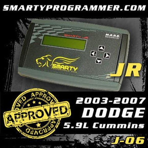 Smarty JR Tuner J-06 (Fits 2003-2007 Dodge 5.9L Cummins)