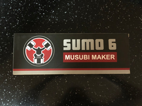 Sumo 6 SETS (3 Pack)