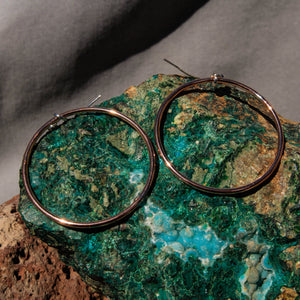 Copper Earrings (CE 1001)