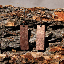 Load image into Gallery viewer, Copper Earrings (CE 1009)