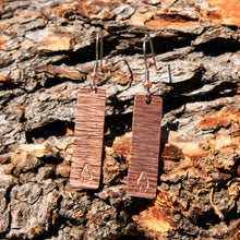 Load image into Gallery viewer, Copper Earrings (CE 1014)
