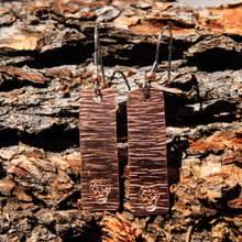 Load image into Gallery viewer, Copper Earrings (CE 1015)