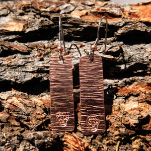 Copper Earrings (CE 1015)
