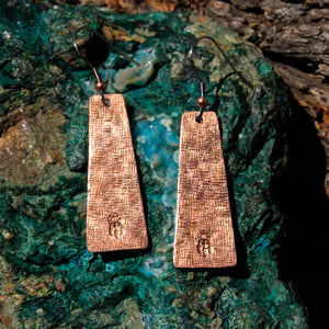 Copper Earrings (CE 1019)
