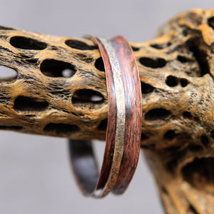 Copper Spinner Bangle Bracelet (SB 1018)