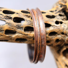 Load image into Gallery viewer, Copper Spinner Bangle Bracelet (SB 1021)