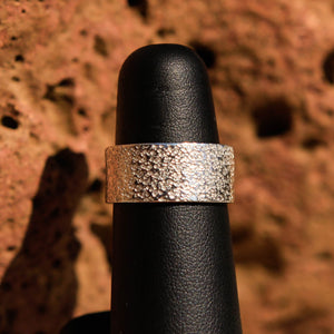 Sterling Silver Band Ring (SSBR 1005)