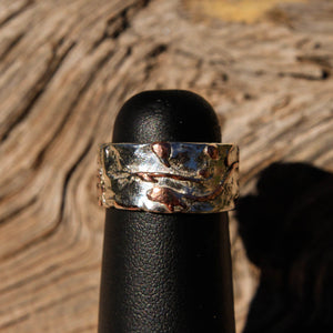 Sterling Silver Band Ring (SSBR 1024)