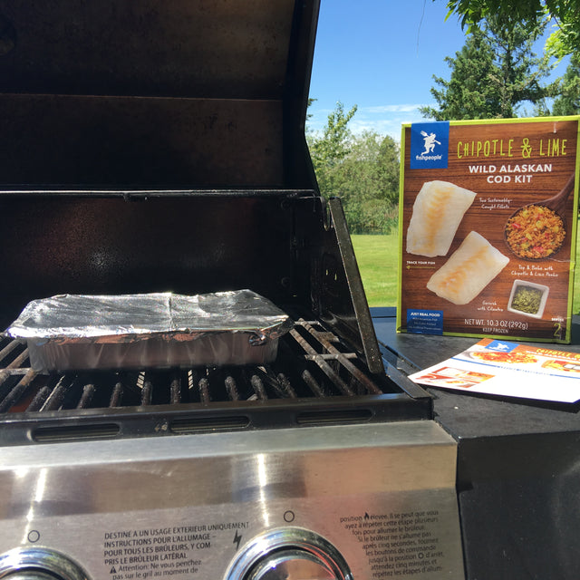 Fishpeople Seafood Kits: The Easiest Way to Grill Fish!