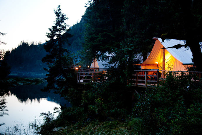 10 Gorgeous Glamping Destinations in the Northwest – Fishpeople Seafood