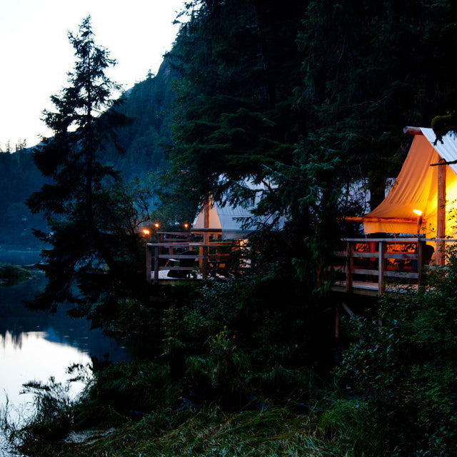 10 Gorgeous Glamping Destinations in the Northwest