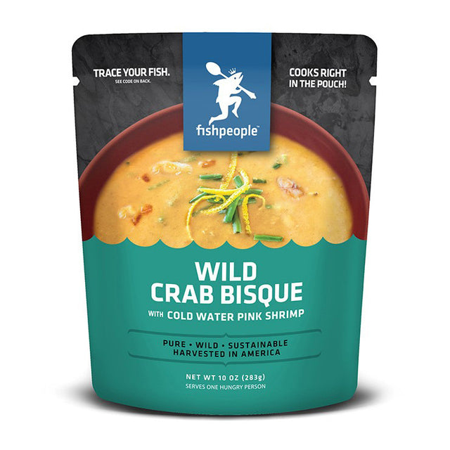 Wild Crab Bisque