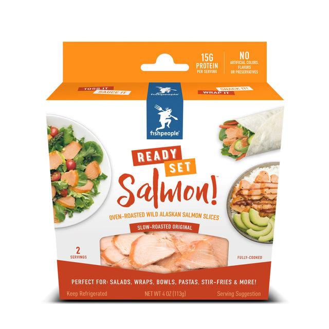 Ready, Set, Salmon!™ Slow-Roasted Original
