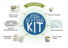 Chipotle & Lime Wild Alaskan Cod Kit