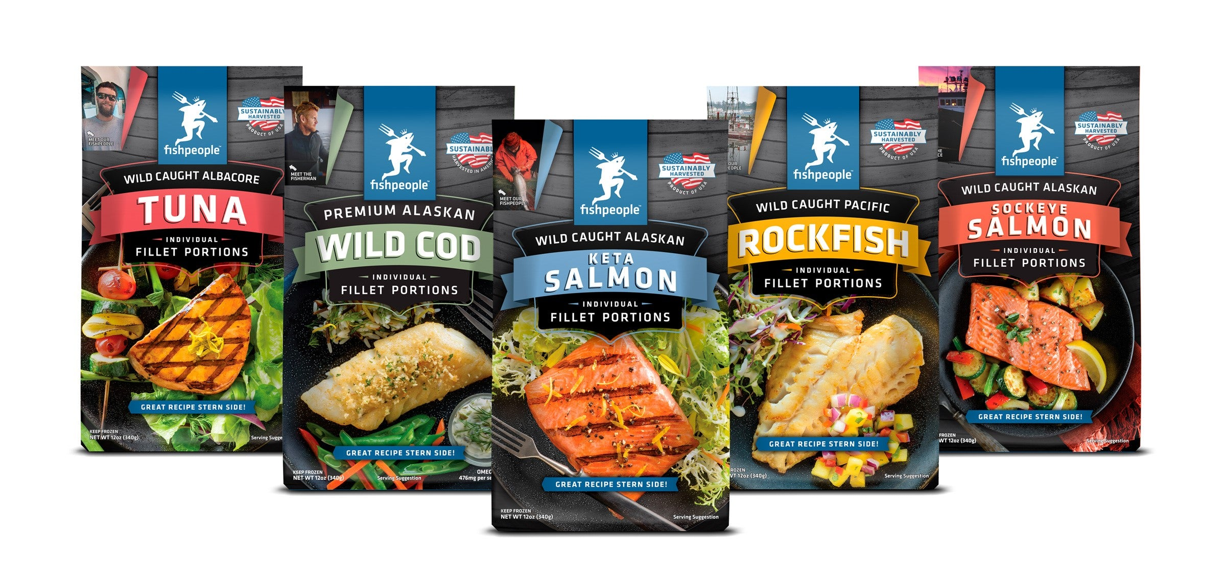 Our products fishpeople seafood for Whole foods fish sauce