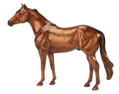 Breyer Bandera decorator on Geronimo disco'd for 2018